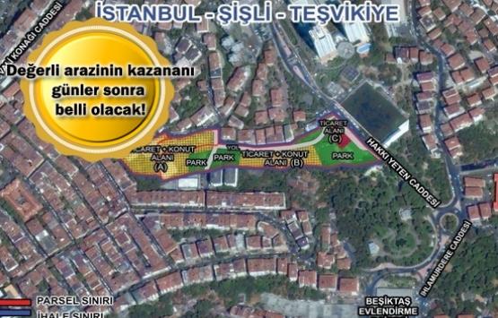 Marmara Üniversitesi Nişantaşı arsa ihalesinin 2.oturumu 21 Mart'ta!