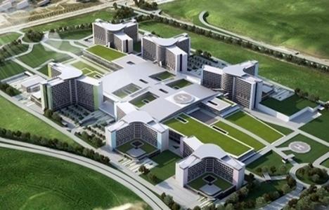 İkitelli Hastane Kompleksi için 2.2 milyar liralık teşvik!