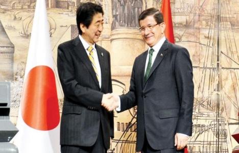 Japonya'nın Marmaray'a katkısı