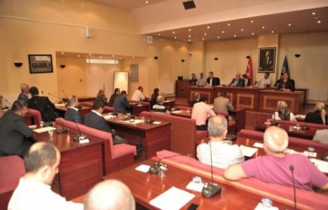 Beykoz Belediye Meclisi'nden