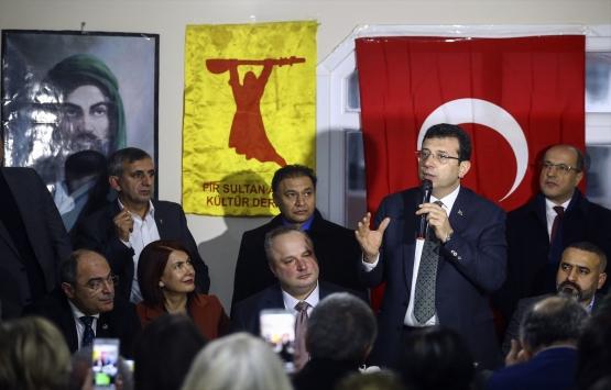 Ekrem İmamoğlu: İstanbul'da