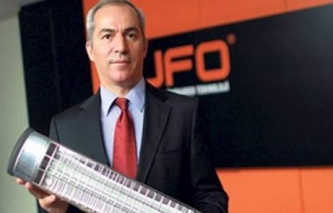 UFO, Mikatronik ısıtıcı ile kombiye rakip olacak!