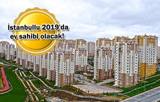 TOKİ'den İstanbul'a 531 konut geliyor!