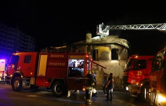 Konya'daki feci yangında kahreden kentsel dönüşüm ihmali!