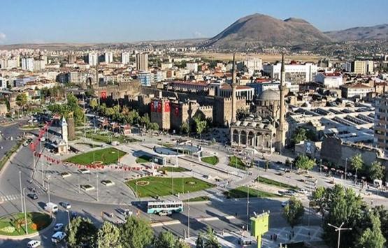 Kayseri'de 9 milyon