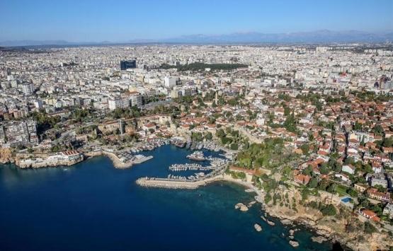 Antalya'da satılık konut fiyatları yüzde 13.91 arttı!