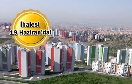 TOKİ'den başkent Ankara'ya 83 ucuz konut!
