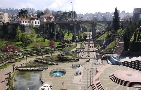 Trabzon'da kentsel dönüşüme