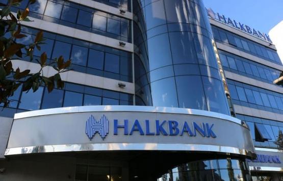 HalkBank'tan bir ay