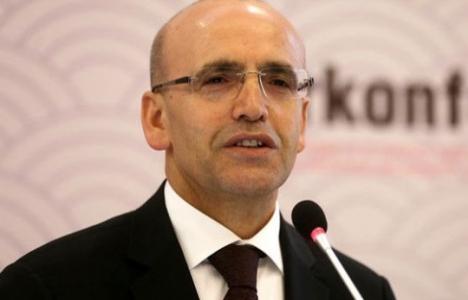 Mehmet Şimşek'ten borsadaki