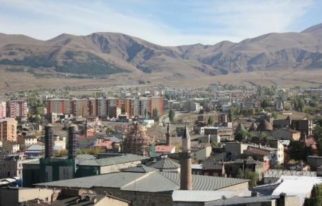 Erzurum'da bu yılın