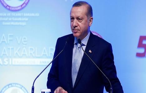 Cumhurbaşkanı Erdoğan: Bizim