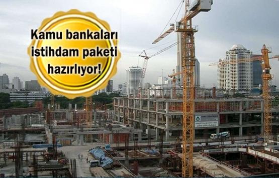 Yarım kalan inşaatı tamamlayacak kredi!