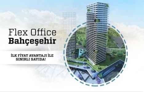 Dumankaya Flex Office Bahçeşehir'in yüzde 60'ı satıldı!