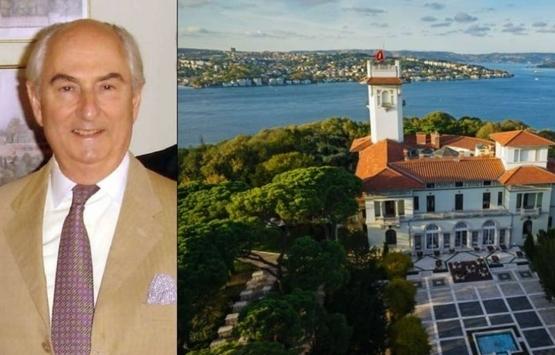 Hıdiv Kasrı restorasyonu için Ekrem İmamoğlu'na prens ve prensesten mektup!