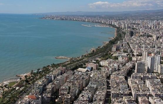 Mersin Akdeniz'de kentsel dönüşüm çalışmaları başladı!
