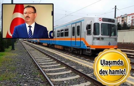 İstanbul metrosu Gebze'ye uzayacak!