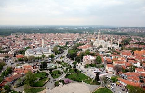 Edirne'de 1.9 milyon