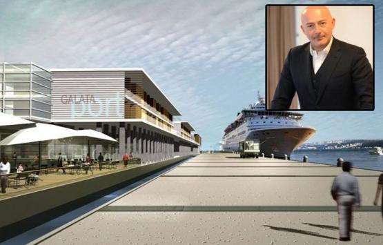 Galataport 2020'de