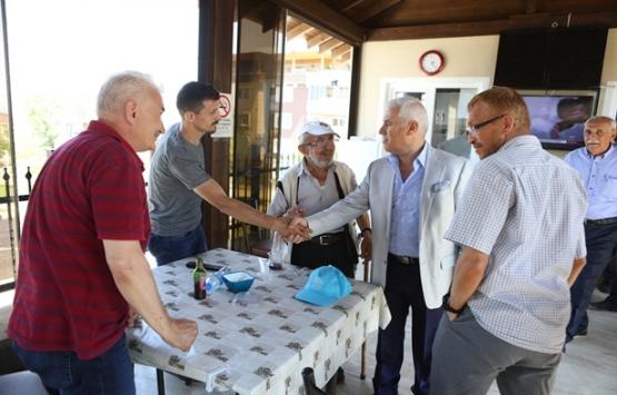 Bursa Atatürk Kent Ormanı ticari alana dönüştü!