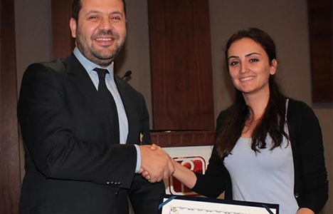 İMO Bursa Şubesi'nin öğrencileri sertifikalarını aldı!