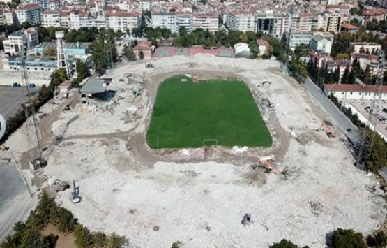 Konya eski stadyum