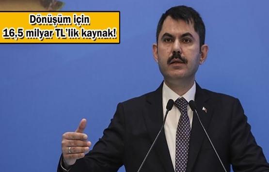 Türkiye'nin 81 ilinde 716 bin konut ve iş yeri yenileniyor!