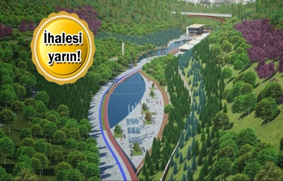 Ankara Kahramankazan Millet Bahçesi için düğmeye basıldı!