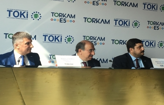 Torkam E5 Açık Çarşı 21 Nisan'da satışa çıkıyor!