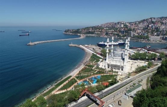 Zonguldak'taki Uzun Mehmet Camisi'nin inşaatı tamamlandı!