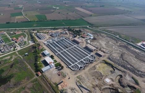 Atıksu arıtma tesisleri. Kanalizasyon kapler 74