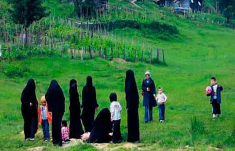 Arap turistler rotasını