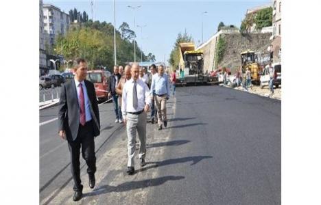 Ereğli'de çevre düzenlemeleri sona erdi!