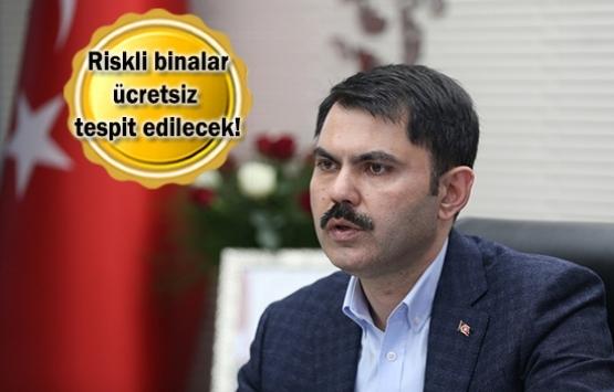 Murat Kurum'dan riskli