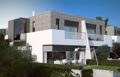 Mono Terrace Çeşme'de villalar 900 bin TL'ye!