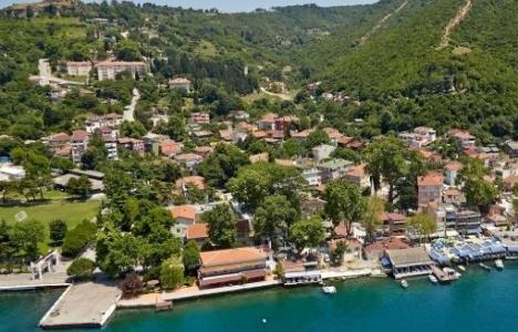 Beykoz'da 4 milyon TL'ye icradan satılık villa!