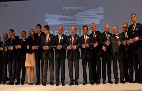 Ford Türkiye'deki en büyük Ar-Ge merkezini açtı!