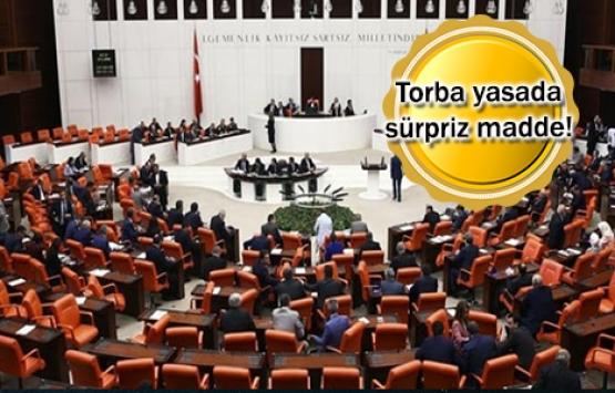 Torba yasadan Kanal İstanbul çıktı!