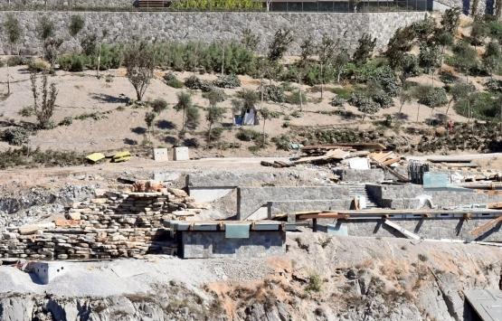 Bodrum'da 380 kaçak yapı yıkıldı! 1600 yapı hukuki süreçte!