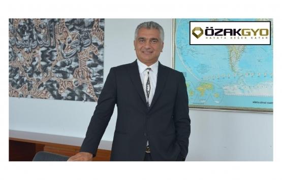 Oğuz Satıcı Özak GYO'ya bağımsız yönetim kurulu üyesi oldu!