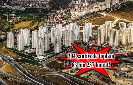 İşte en çok konut inşa eden 50 inşaat firması!