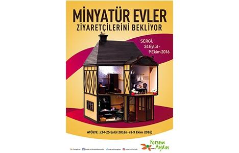 Minyatür Evler, Forum