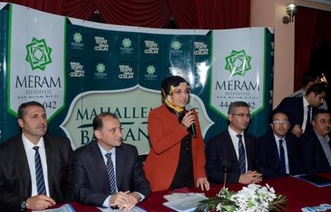 Meram'da 50 milyon