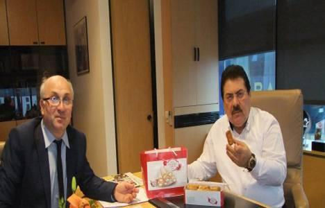 Kaya Aşcı memleketi Bafra'da yatırımlarına devam ediyor!