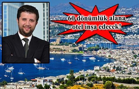Akfen, Bodrum'a 40