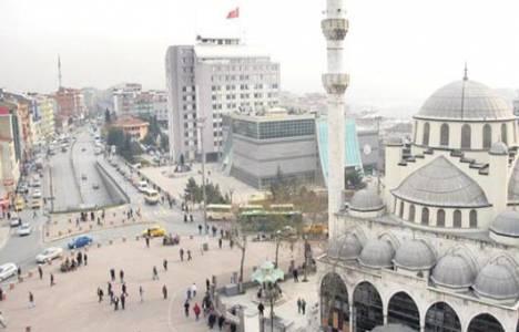 Gaziosmanpaşa'da 3 mahalle 'riskli alan' ilan edildi!