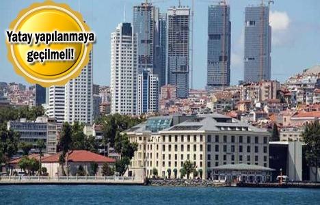 İstanbul yeniden inşa