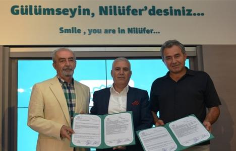 Bursa Nilüfer'e 3 yeni park!
