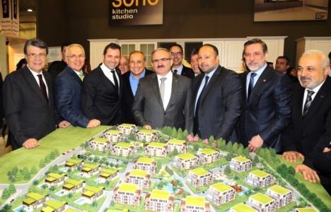 Bursa'da inşaat fuarı