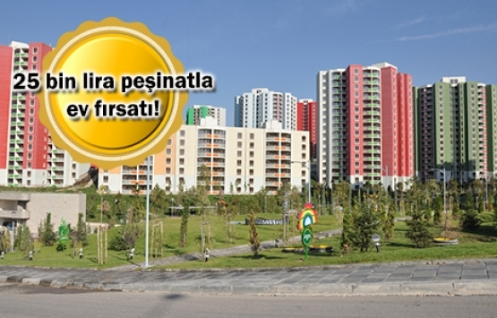 TOKİ Kuzey Ankara Kent Girişi 4. Bölge 1. Etap başvuruları başladı!